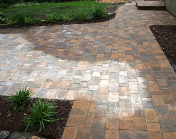 Paver Sealing On Driveways And Walkways Twin Cities Mn