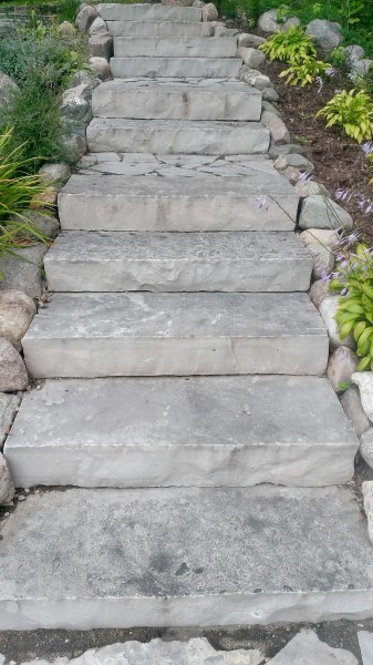 Steps Landscaping in St. Michael, Greenwood, Monticello
